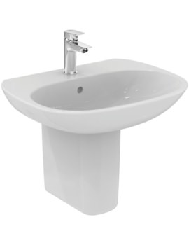 Tesi 600 x 475mm Washbasin