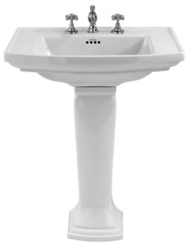 Imperial Radcliffe 685mm 1 Tap Hole Large Basin