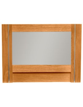 Imperial Cuda 730mm Frosted Glass Bath End Panel - XWCG015020