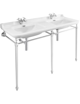 Waldorf 1500mm Double Basin And Console