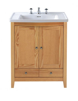 Westminster Esteem Vanity Unit With Wood Doors