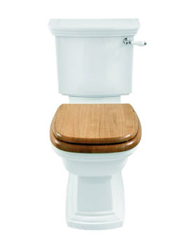 Imperial Radcliffe Close Coupled WC Pan