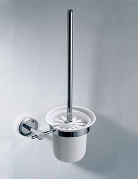 AR Series Round Toilet Brush Holder