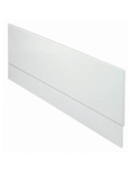2000mm White Front Bath Panel