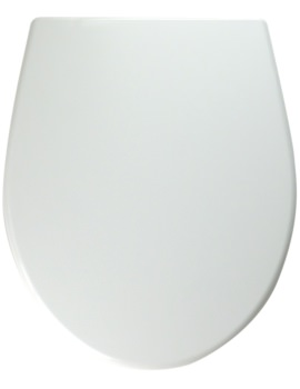 Alcona Toilet Seat And Cover With Metal Hinges - AR7815WH