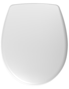 Twyford Galerie Plan Soft Close Toilet Seat And Cover - GL7995WH