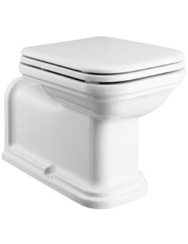 Waldorf Back To Wall WC 650mm