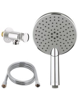 Crosswater Ethos Premium Shower Kit Package 5 - ETHOSPACKAGE5