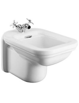 Waldorf Wall Hung Bidet 550mm