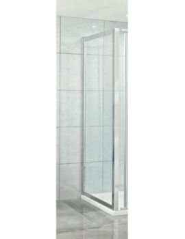 Phoenix 700mm Wide Side Panel For Shower Enclosure