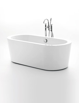 Woburn Luxury Double Ended Bath 1490 x 790mm
