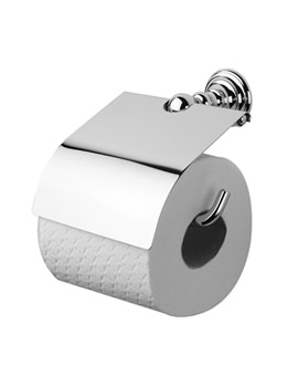 Richmond Covered Toilet Roll Holder