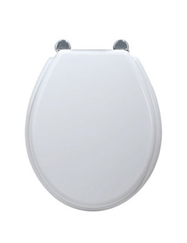 Drift Toilet Seat With Standard Hinge