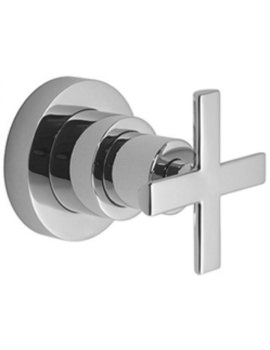 Tonic Wall Mounted Concealed Stop Valve 3/4 Inch
