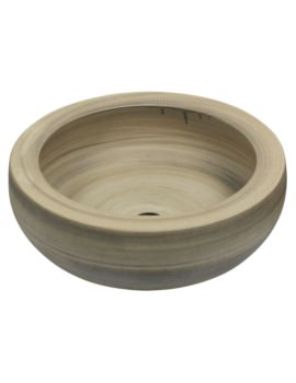 Beo Lavabo 420mm Round Countertop Washbasin