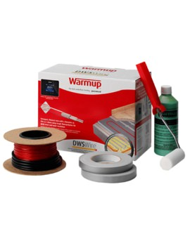Warmup Electric Loose Wire Underfloor Heating System