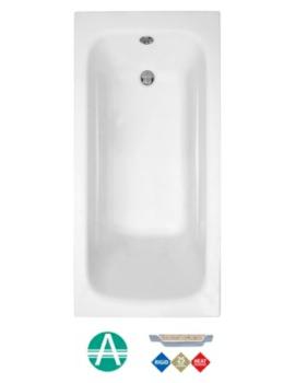 Phoenix Crystal Amanzonite Single Ended 1800 x 800mm Bath