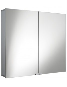 Reflection Double Door Mirror Cabinet 780 x 670mm - CAB-DBL-MIR