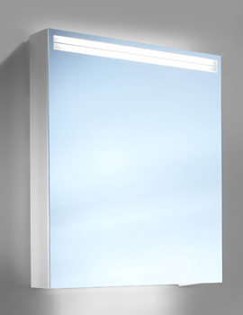 Arangaline 1 Door Mirror Cabinet With LED