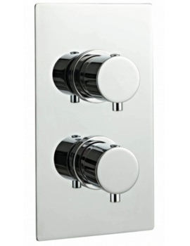 RO Series Concealed Thermostatic Shower Valve With Flow Diverter