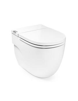 Roca Meridian-N In-Tank Floor Standing Back-to-wall Toilet