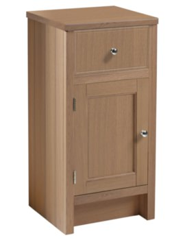 Hampton 400mm Storage Unit Natural Oak