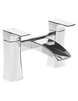 Sign Deck Mounted Bath Filler Tap