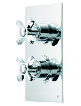 Wessex Concealed Thermostatic Inline Single Function Valve
