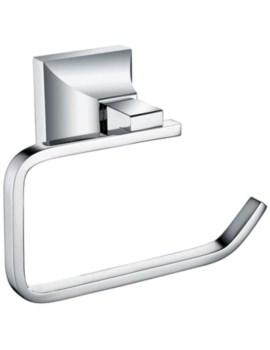 Chancery Chrome Toilet Roll Holder