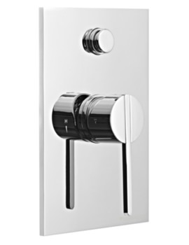 Roper Rhodes Scope Manual Shower Valve With Diverter