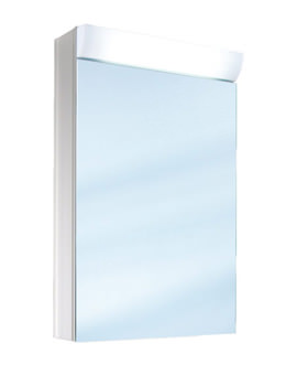 Wangaline 1 Door Mirror Cabinet - More Sizes Available
