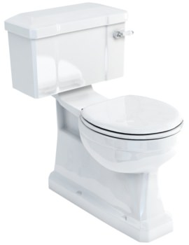 Close-Coupled WC With Lever Cistern 730mm