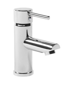 Tavistock Lift Single Handle Mono Basin Mixer Tap