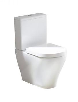 Tavistock Agenda Close Coupled WC Pan And Cistern