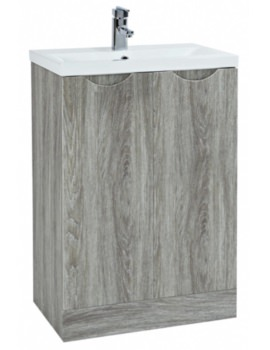 Amari 610mm Vanity Unit With Basin Avola