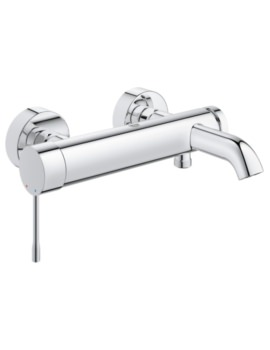 Essence New Wall Mounted Single Lever Bath Shower Mixer Tap
