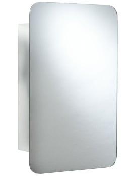 Medway Sliding Mirrored Door Cabinet