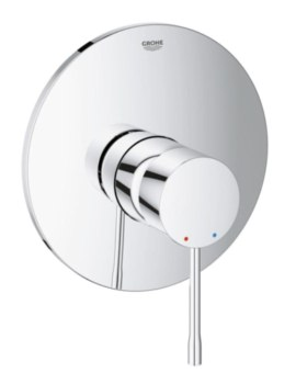 Essence New Single Lever Shower Mixer Trim