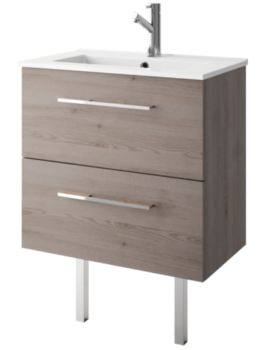 Croydex Chinnock 610mm Basin Vanity Unit
