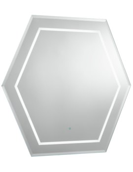 Waldorf 600 x 600mm Illuminated Mirror