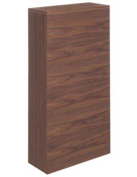 American Walnut 545mm WC Furniture Unit