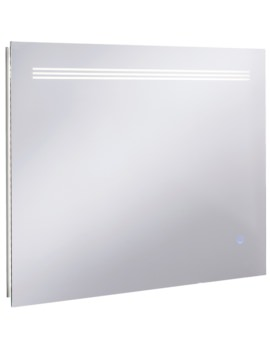 Radiance 800 x 600mm Ambient Illuminated Mirror