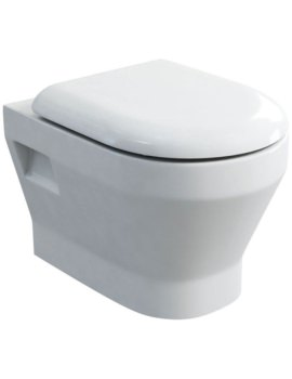 Curve S30 Wall Hung WC With Carbamide Soft Close Seat