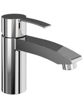 Sapphire Chrome Single Lever Bath Filler Tap - CTA14