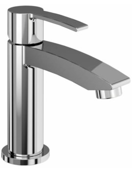 Sapphire Mini Basin Mixer Tap Without Pop Up Waste