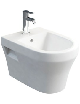 Fine S40 520mm Wall Hung Bidet