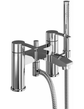 Sapphire Bath Shower Mixer Tap Chrome - CTA16