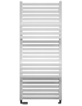 Gallery Seattle 500 x 1185mm White Matte Towel Warmer