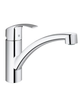 Grohe Eurosmart Kitchen Sink Mixer Tap Chrome