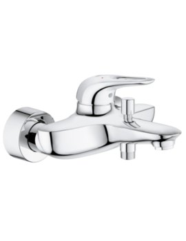 Eurostyle Half Inch Single Lever Bath Shower Mixer Tap